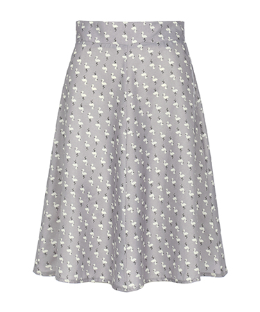 חצאית פלורה
