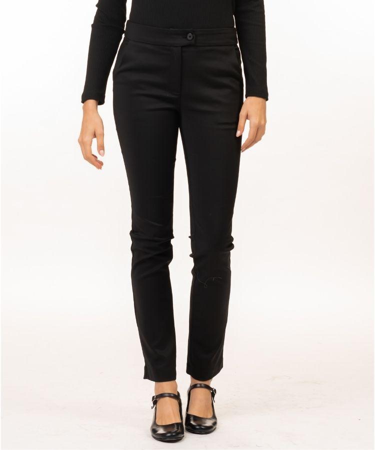 מכנסי אלפונסו שחור